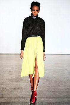 Caribbean Models Making Strides on the Runway ~ Michelene Auguste