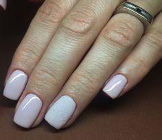 #Perfection #simpleandbeautynails #elegantnails #nailart #nailswag #pincknails
