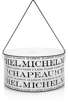boite chapeau maison michel
