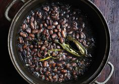 Our no-soak Pot o' Beans recipe is foolproof and ripe for improvisation.