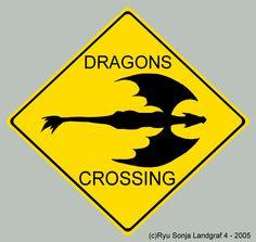 dragon en route-