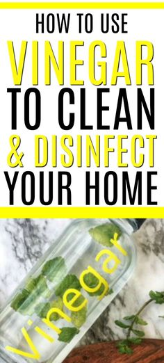 household hacks These AMAZING vinegar cleaning hacks will get your house cleaned fast and without chemicals. Check out the ultimate list of vinegar cleaning hacks. Household Cleaning Tips, Cleaning Recipes, House Cleaning Tips, Deep Cleaning, Spring Cleaning, Cleaning Hacks, Kitchen Cleaning Tips, Cleaning With Vinegar, Cleaning Bathrooms