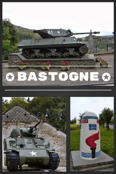 Even more sights in and near Bastogne.