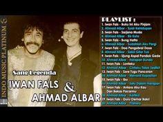 IIWAN FALS & AHMAD ALBAR Terbaik Dari Sang Legenda Indonesia Playlist HQ Audio !!! - YouTube Music Publishing, Singing, Album, Songs, Ps, Youtube, Music, Song Books