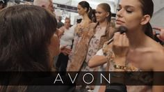 Backstage with Dennis Basso & Avon | Fashion Week Spring 2015  WATCH, SHARE, LIKE, & SHOP youravon.com/shonnaasunshine