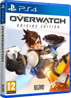 Overwatch: Origins Edition (PlayStation 4) - Blizzard Entertainment