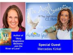 The Angel Connection: Mary Magdalene Beckons us to Join the River of Love 04/19 by Authentic You Radio | Blog Talk Radio