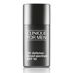 Clinique Clinique For Men UV Defense Broad Spectrum SPF 50 1oz