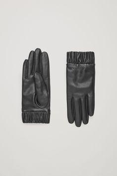 COS Gloves Black XS-S