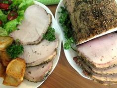 How to Cook a Pork Roast > Start Cooking