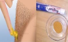 Appliquez cela dans vos zones intimes et les poils disparaîtront définitivement sans douleur ni traces!