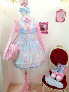 Angelic Pretty Sweet Lolita