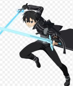 Sword Art Online Kirito, Asuna, Online Art, Geek Stuff, Sketches, Illustrations, Anime, Geek Things, Drawings