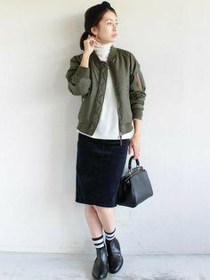 バッドガールを密かに意識して☆大人女性のブーツコーディネート♡ | folk