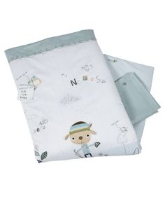 Scrapbook Boys - Quilt and Pillowcase Set - Scrapbook Boys - Mamas & Papas