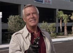 George Peppard - Internet Movie Firearms Database - Guns in Movies, TV and Video Games George Peppard, Internet Movies, The A Team, Favorite Tv Shows, Hello Sweetie, Detective, Famous People, Tv Series, Nostalgia