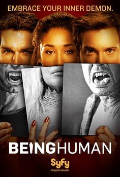 Being Human -Syfy channel