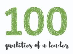 """What are your leadership strengths? That's a question I ask in a survey that participants complete before attending my """"Poised for Leadership"""" workshop. As I prepare for a session, one of my favorite activities is to read each groups' responses and compile a list of highlights on a slide titled, """"A leader is someone who…"""" …"""