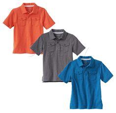 Sonoma Life and Style Boys Stripe Polo Shirt #Sonoma #Everyday