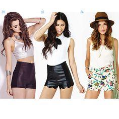 My favorite shorts wishlist