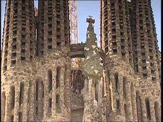 Гений места с Петром Вайлем Антонио Гауди Барселона - YouTube