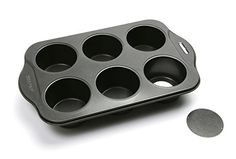 Norpro 3912 Nonstick 6 Cup Cheesecake Muffin Cupcake Biscuit Tart Quiche Pan *** Check out this great product.(This is an Amazon affiliate link and I receive a commission for the sales)
