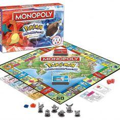 Pour tout les fans de Pokémon et de Monopoly ce jeu est fait spécialement pour vous!
