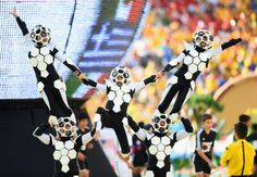 Mundial Brasil 2014 Opening Ceremony of the 2014 FIFA World Cup Brazil