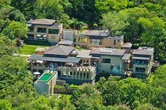 Aerial view of Villa Manzu in Costa Rica (photo courtesy of Villa Manzu)