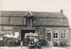 Someren, pakhuis Boerenbond : Postel. Auteur(s)niet vermeld 1947
