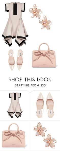 """☺ ☺"" by rockabilly-van-teese on Polyvore featuring Siobhan Molloy, Dune, Mansur Gavriel and NAKAMOL"