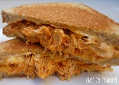 Slow Cooker Buffalo Chicken | chef in training