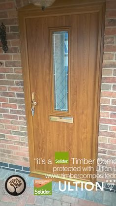 Solidor Composite Doors by Timber Composite Doors the largest range of Timber Core Composite Doors, Stable Doors fitted Nationwide. Design your new door today. Contemporary Front Doors, Modern Contemporary, Composite Door, Home Hacks, House Front, Good Company, Stables, About Uk, 12 Months