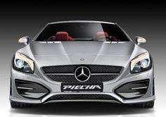 #MercedesBenz SL #Avalange GT-R From #PiechaDesign