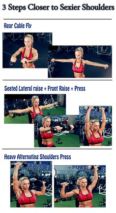 Find out how to gain SEXIER SHOULDERS in just 4 MINUTES!!  http://www.flaviliciousfitness.com/blog/2012/11/21/best-shoulder-exercises/