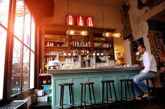 Louis: coffee-lunch-bar in hartje Amsterdam www.looselab.nl