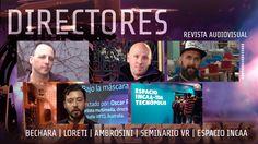 """Jorge Bechara nos da un """"Ultimatum""""; Nicanor Loreti presenta """"Krytonita""""; estuvimos en el set de """"La Leona"""", con Pablo Ambrosini; asistimos al Taller DAC con Oscar Raby; visitamos el stand INCAA - TDA en Tecnópolis."""