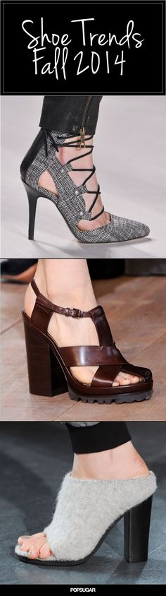 All the Fall shoe trends you need to know about