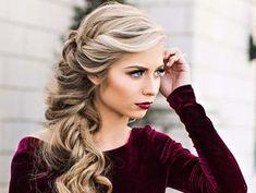 Hairstyles:Χτενίσματα για τις γιορτές: Προτάσεις για να εντυπωσιάσετε στο ρεβεγιόν   AllAboutBeauty
