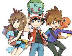 Pokemon Manga, Pokemon Red, Pokemon Comics, Pokemon Fan Art, Pokemon Super, First Pokemon, Pokemon Images, Pokemon Pictures, Pokemon Trainer Red
