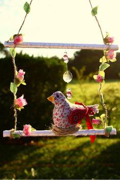 Móbile passarinho