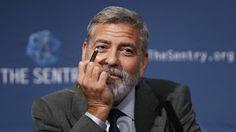 Amal Clooney, George Clooney, Inside The Actors Studio, Frank Edwards, Monument Men, Kelly Preston, Abc Photo, Actor Studio, Young Love
