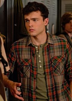 Ethan Lawson Wate (Alden Ehrenreich)  The most perfect person to play ELW in the movie adaptation of #BeautifulCreatures.  OH lawd.....