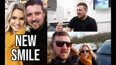 Mark gets a new smile and we have a few giggles as he ventures out on his first bike ride of the year. This video is not sponsored. NEW UPLOADS EVERY . Baby Number 3, British Youtubers, Husband, Smile, News, Laughing