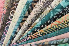 Timeless Treasures | Tonga Piñata e Topaz Inspiração + Pre-cut Projetos!
