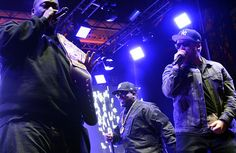 Watch Run the Jewels join Big Boi and Phantogram on stage