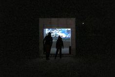 PUERTO RICO ART NEWS / Magazine, Revista & Blog de Arte y Cultura : Intangible Sites, (Sitios Intangibles) instalación de Lionel Cruet en The PASEO -Free Art Festival en Taos, Nuevo México