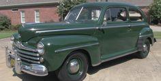1948 Ford Super Deluxe Tudor, 239ci Flathead V8/3speed stick