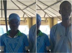 Picture: See Couple That Chop Off Their Daughter's Finger For Money Ritual In Ogun