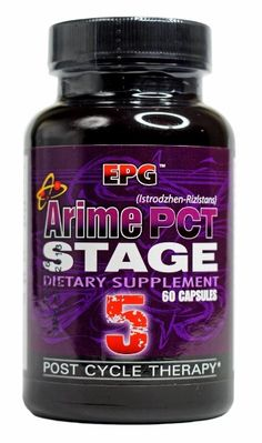 Arime PCT Stage 5 by EPG | Post Cycle Therapy